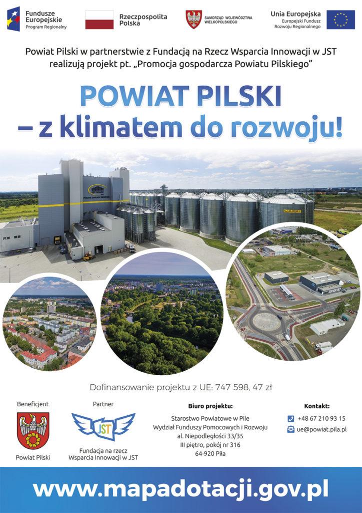 Promocja gospodarcza Powiatu Pilskiego